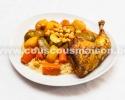 Couscous Cuisse De Poulet